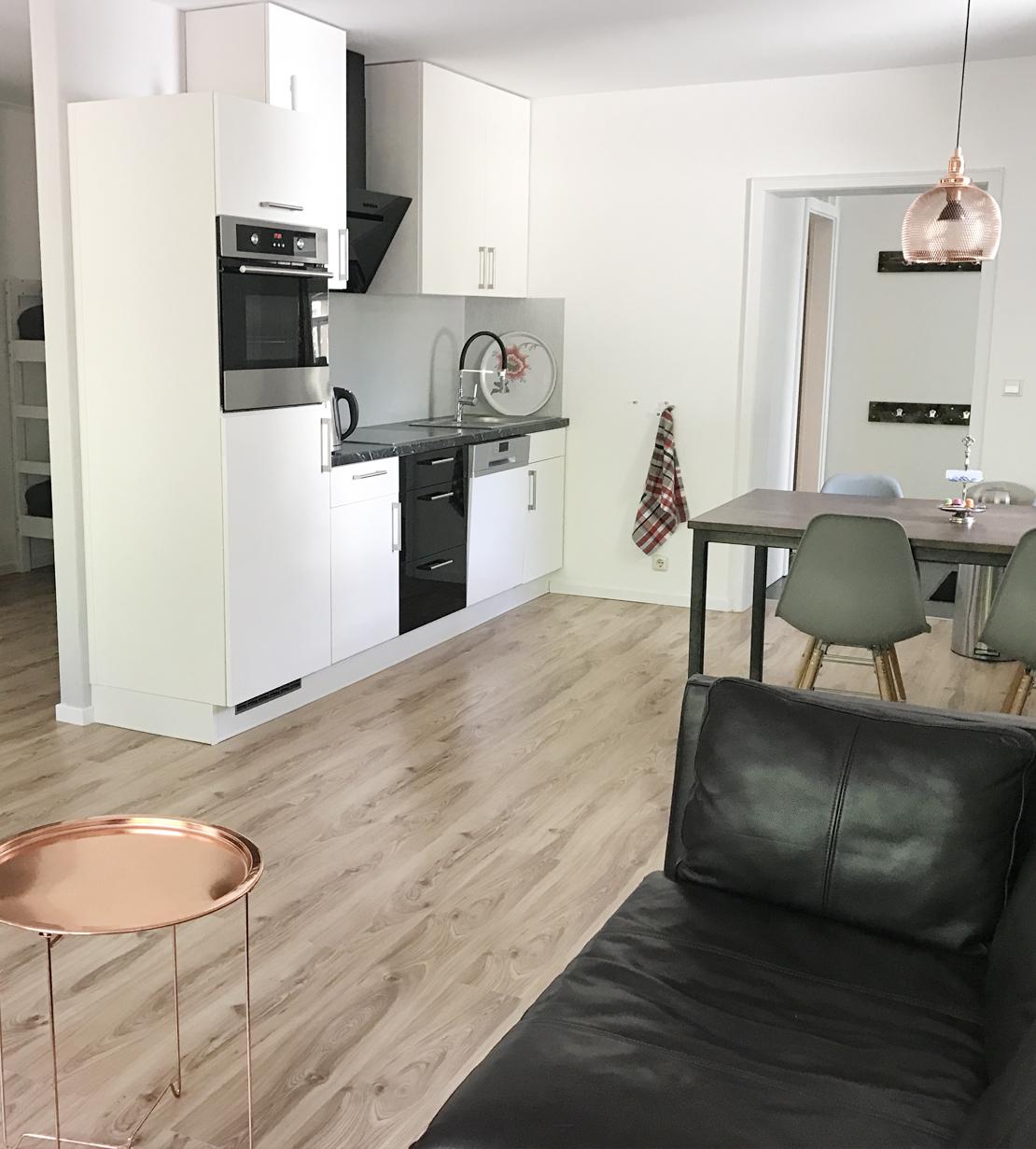 Kitchen Apartment Kandern